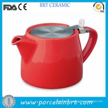 Ceramic/Porcelain Modern/Vintage Large/Small Novelty/Unique Japanese/Europ Decorative Teapot with Infuser