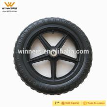 Ruedas EVA de plástico de 12 pulgadas, neumático de espuma