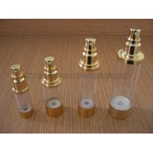 15ml 30ml 50ml 100ml Aluminum Airless Perfume Pump Bottle
