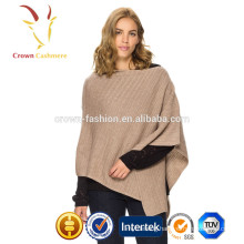 100% Cashmere Sweater Knit Thick 2017 Shawls
