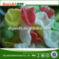 collation d'algues séchées multi couleur vietnam multi couleur crevettes craquelins fabricant