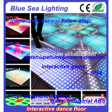 DMX interactive led buy disco dance floor tile