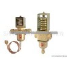 Válvula de control de flujo de agua controlada por presión