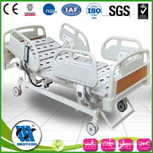 5-Function electric medical beds with mattress base by new design