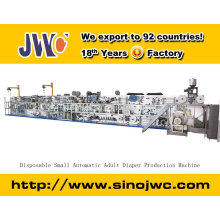 Adult diaper production line manufacturer in China JWC-LKC-250