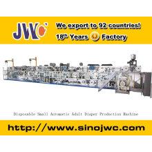 Fabricação de fraldas para adultos Fabricante JWC-LKC-250