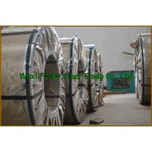 2b / No. 1 Bobinas de acero inoxidable laminadas en frío / en caliente 430