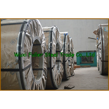 2b / n. 1 bobinas de aço inoxidável laminadas a quente / a frio 430