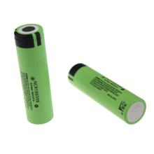 Оптовые 100% оригинальные 3.7V 3400mAh литий-ионный аккумулятор 18650 батарея NCR18650b