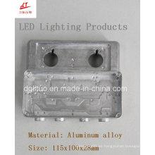 Cuerpo de luz LED piezas de fundición a presión
