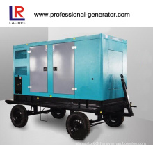 Cummins Silent Portable 225kVA Generator