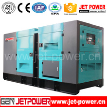 Chinese Weifang Ricardo Power Electrical Generator Diesel Genset 24 Hours Tank