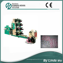 Máquina de impressão flexográfica do Serviette de 4 cores (CH804-330)
