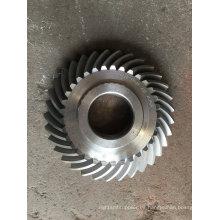 Engranaje de forja de acero personalizado