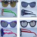 OEM / ODM Titanium Material Kundenspezifische polarisierte optische Rahmen-Sonnenbrille