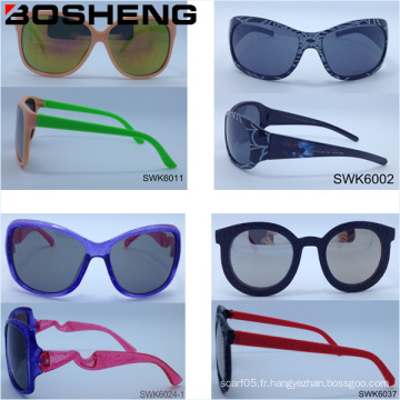 OEM / ODM Titanium Material Custom Polarized Optical Frame Sunglasses