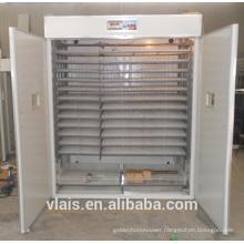 Popular large automatic chicken egg incubator 9856 eggs hatching machine
