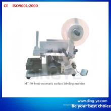 Machine d'étiquetage semi-automatique