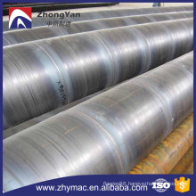 THE HIGH QUALITY SPIRAL WELDED PIPE TO ASTM A53