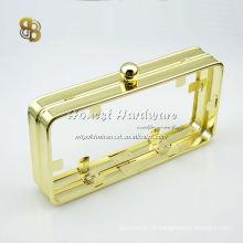 Embreagem saco metal frame