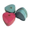 Heart Shape Gift Tin Can Chocolate Tin Can