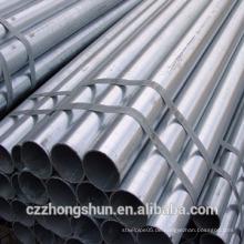 Billig verzinkte Stahlrohre Größe