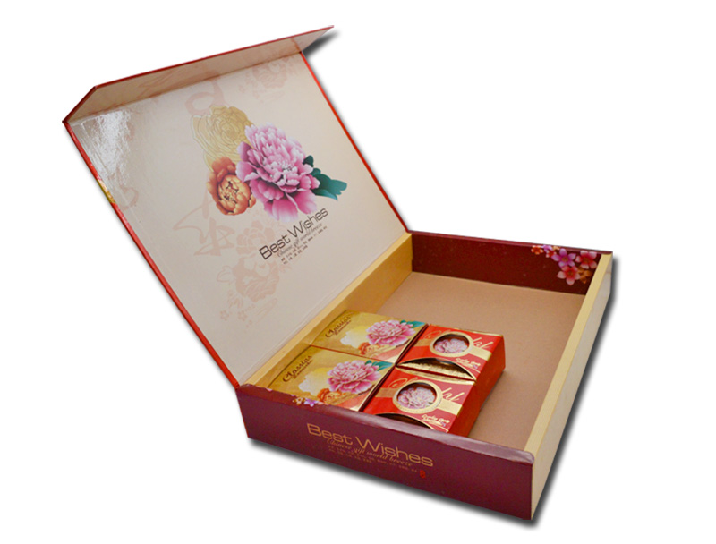 2017 Hot Sale Moon Cake Gift Box