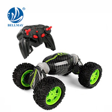 1:14 2.4GHz Double Sided Working Stunt RC 4WD Car for Kids