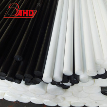 Venta al por mayor blanco negro POM Solid Rod Rods Performance