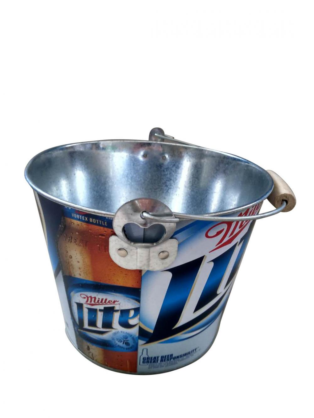 beverage ice bucket
