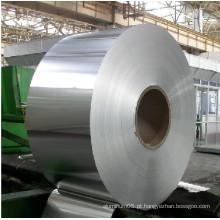 Tira de alumínio ou alumínio estreita para cabo