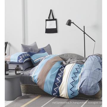 Vente en gros Ensembles de draps de lit d'hôtel
