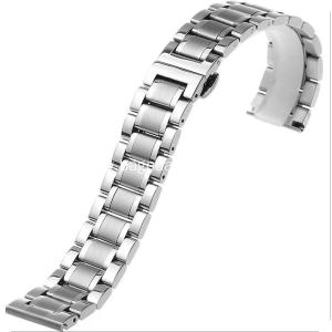 Men stainless steel band 20mm