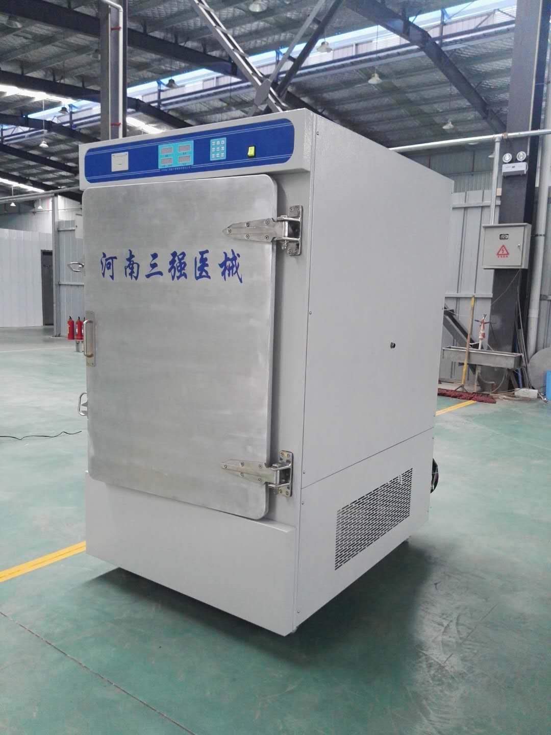 Automatic medical sterilizer