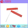 Wire Seal RFID Cable Seals Bar Code for Shipping Company