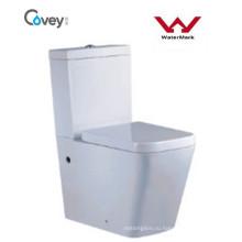 Watermark Washdown Water Closet с P-Trap180mm Черновая обработка (A-2051A)