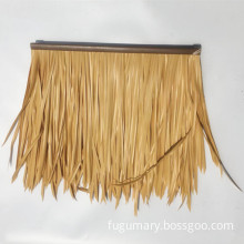 Fireproof Retardant Synthetic Plastic Thatch Roofing Tile
