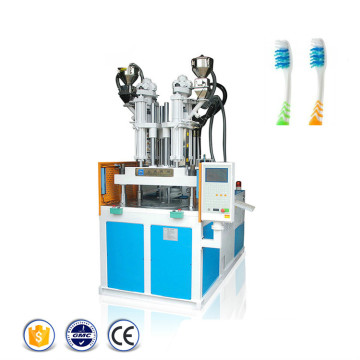 Sikat Gigi Rotary Vertical Plastic Injection Molding Machine