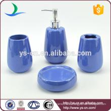 Casa de cerámica azul oscuro productos innovadores para el hogar baño de baño del hotel