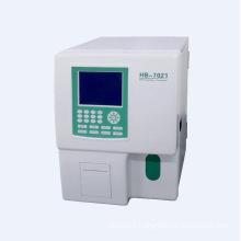 China Hot Sale Auto 3-Part Hematology Analyzer Blood Instrument