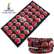 IMG-6220 bandanas de la fábrica pañuelo de encargo del bandana del bebé