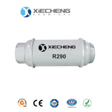 Good Quality for Hc Refrigerant HC new refrigerant R290 propane for 450kg export to Reunion Supplier