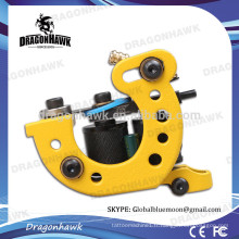 Fer Fabricants de tatouage à la main Shader Machine Yellow Color