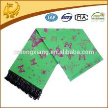 long and warm jacquard cheap pashmina shawls india