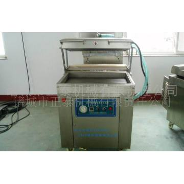 Compressed Biscuit Approximately No Gas Vacuum Packing Machine