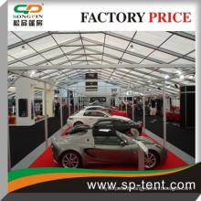 Car storage tents 25x25m