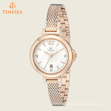 Women′s Diamond Gallery Rose Gold-Tone Stainless Steel Watch 71221
