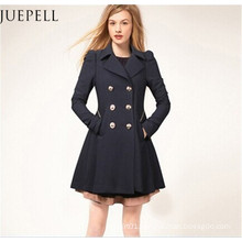 Fashion Double-Breasted Autumn Jacket for Women