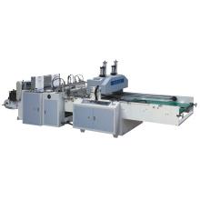 Línea de productos de doble canal de alta velocidad que hace la máquina (FM-RJHQ-2A)