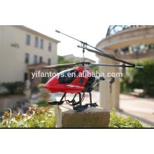Mais novo Hexacopter 3,5-CH RC LED Arrow Helicóptero com Gyro TX500